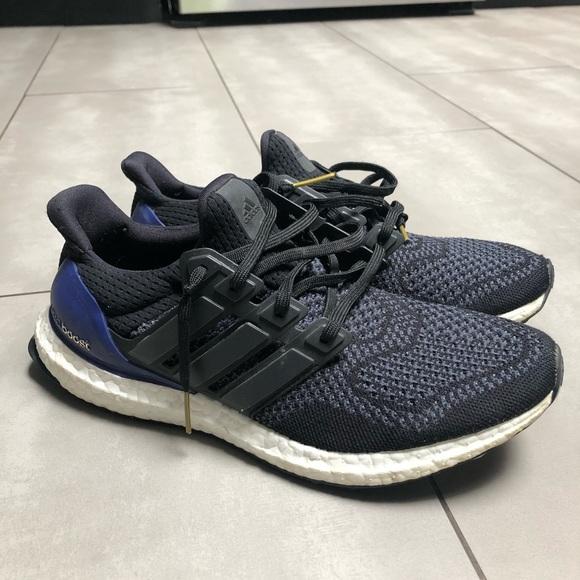 Adidas ultraboost (men's 8, women's 9.5)